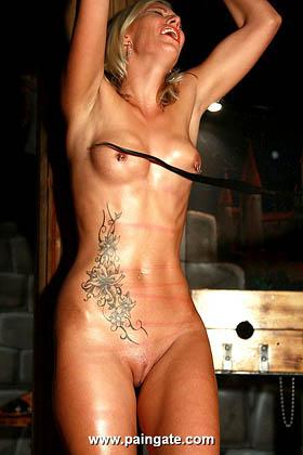 young girl bandage porn