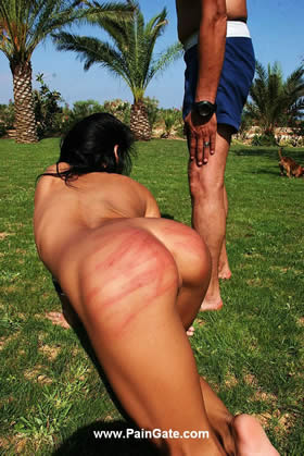 VERY PAINFUL BUT EROTIC TRAINING OF A BEAUTIFUL PET