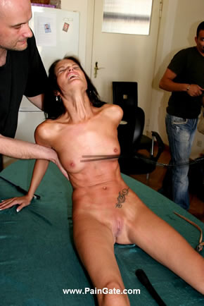 HUMAN BUFFET - 4 MEN WHIP SWEET TINA LIKE HELL